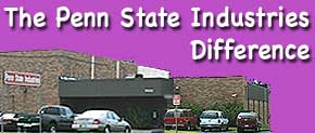 the Penn State Industries School Woodworking Difference