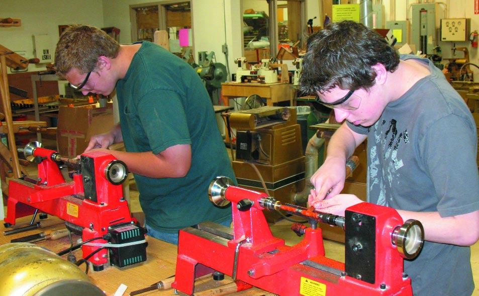 penn state machine shop